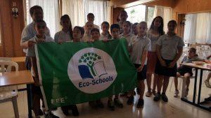 prasini simea οικολογικών σχολειών